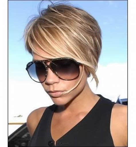 pics of short hairstyles for larger women short hairstyles for women with big foreheads for