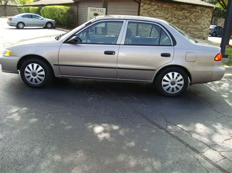 2002 Toyota Corolla 502 Bad Gateway