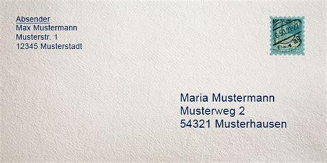 Schweiz Brief Schicken Richtiges Beschriften Einen Briefumschlag Brief Versenden Zh