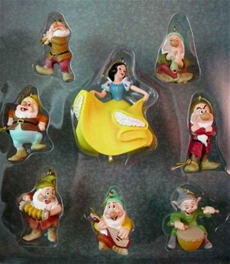 snow white christmas ornaments christmas tree ideas net