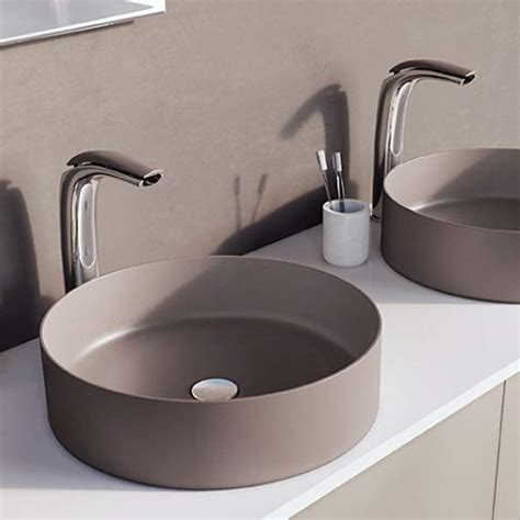 Modern Bathroom Sinks And Faucets by Italian Designer Vessel Sink Faucet Modern Sinks Bathroom