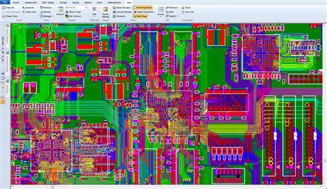 pcb layout editor online pcb layout design software cadstar zuken usa