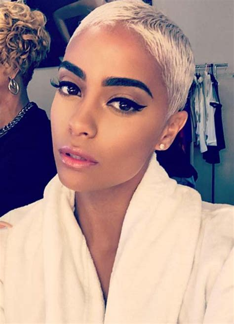 shortcuts for black women with thin hair 55 short hairstyles for women with thin hair fashionisers