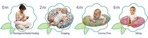 What Is A Boppy Pillow Used For by Boppy Pillow With Slipcover Lots O Dots