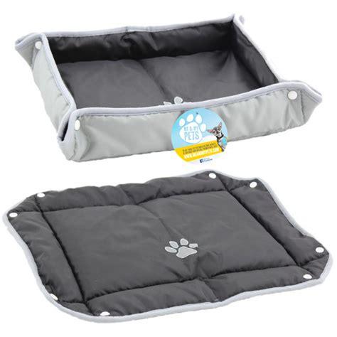 bed seat pillow me my pet waterproof folding dog cat bed mat pillow