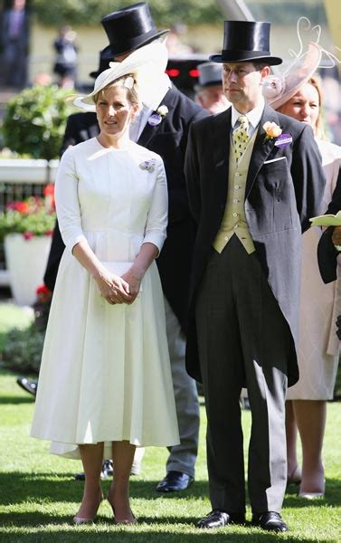 Celebrating Home Interior the countess of wessex and prince edward celebrate their
