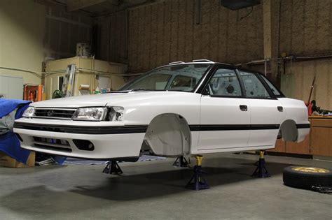 ?91 Subaru Legacy RS Type RA   Build Threads
