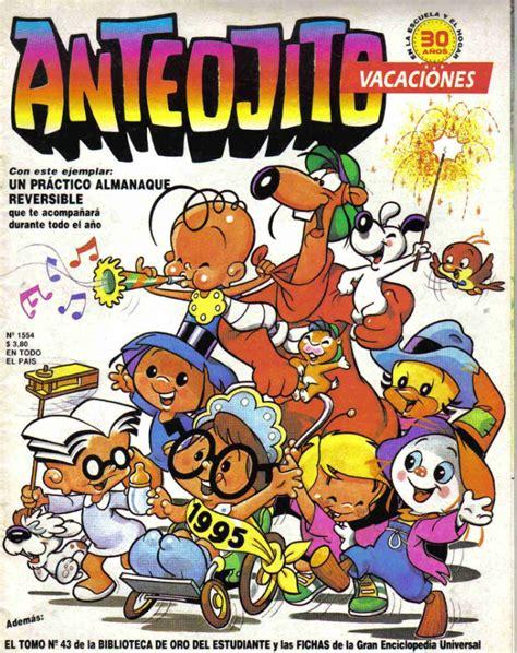 billiken y anteojito anteojito revista escaneos archivo de comics