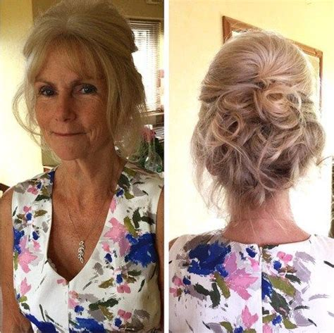 wedding updos for older women 40 ravishing mother of the bride hairstyles mothers