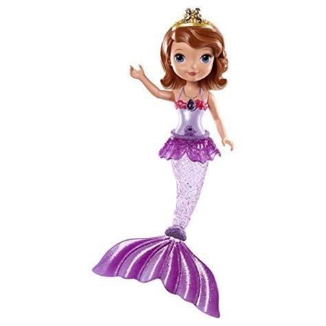 mermaid bathtub toy disney sofia the first mermaid sofia bath doll toys games