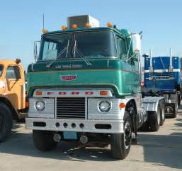Ford Cabover Green H Series Ford Cabover Truck Fanatic