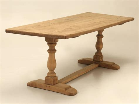 antique trestle dining table for sale at 1stdibs