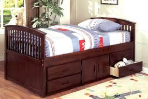 beds with drawers underneath design and decorations ideas