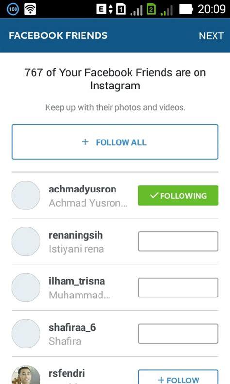 membuat instagram dengan akun facebook cara daftar instagram dengan akun facebook