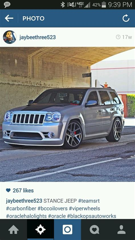 Jeep Route 22 Srt8 Jeep With 22 Viper Wheels Cars And Motorcycles