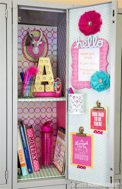 how to make locker decorations at home 25 best ideas about school locker organization on