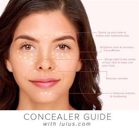 What Is Your Concealer 2 by 25 Best Ideas About How To Apply Concealer On