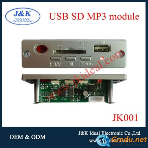 Modul Audio Usb Mp3 jk001 audio usb sd mp3 decoder mp3 modul mp3 board j k