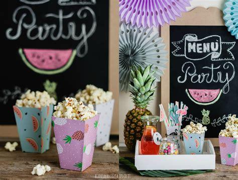 tutorial tema instagram diy party idee per decorazioni fai da te tutorial