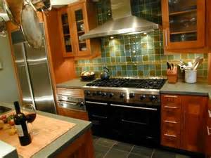 Black Glass Tiles For Kitchen Backsplashes Amazing Glass Tile Backsplashes Design To Spruce Up Your