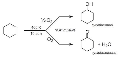 hydration of cyclohexene to cyclohexanol polyamides