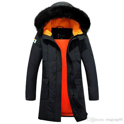 Jaket Winter Winter Coat Jaket Parka 58 2018 2016 new russia winter jacket mens trench grey duck coat and jacket warm