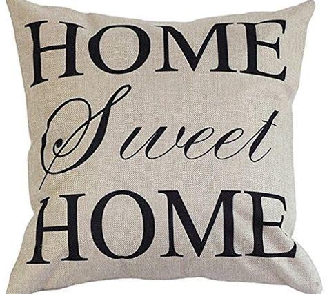 onker cotton linen square decorative throw pillow case