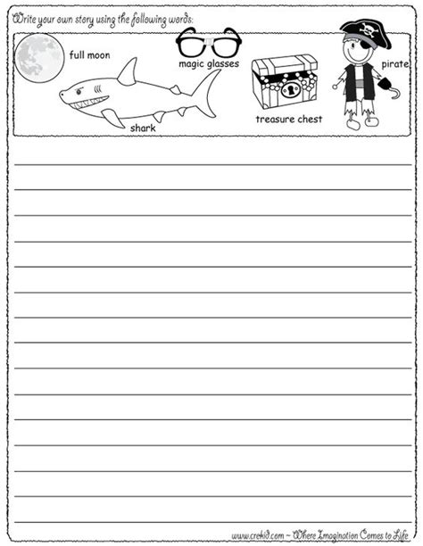 theme in literature prompt ocean theme underwater adventure drawing writing