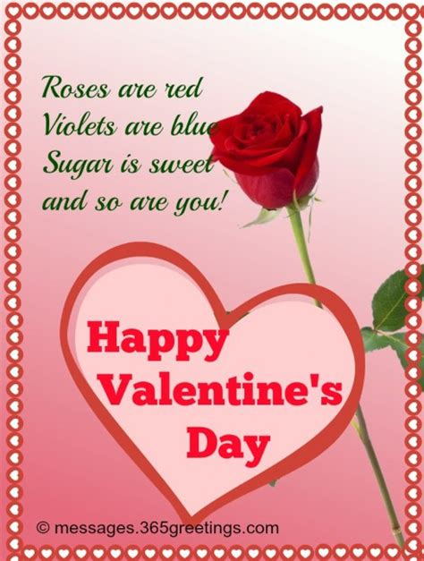 valentines day messages valentines day poems for your special someone