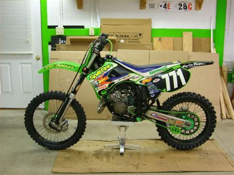 Ujs 2000lm Bike Headl Black by Buy 2000 Kawasaki Kx 125 Not Cr Yz Rm Ktm On 2040 Motos