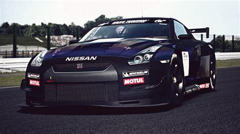 nissan gtr touring car gt6 nissan gt r r35 touring car exhaust