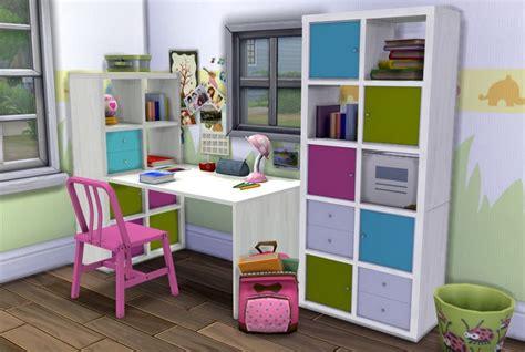 sims 4 ikea like expedit kallax furniture aroundthesims around the sims 4 ikea expedit kallax