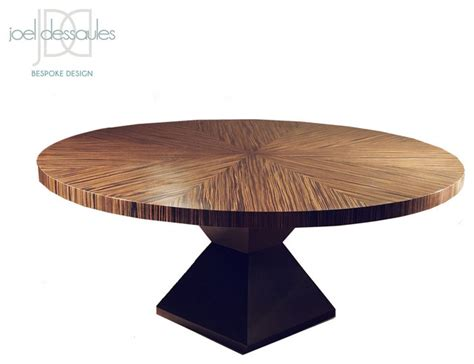 Modern Dining Table Los Angeles Kalahari Dining Table Contemporary Dining Tables Los Angeles By Joel Dessaules Design