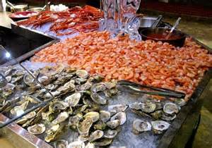 atlantic city buffet harrah s sunday brunch seafood 1 12 14 picture of