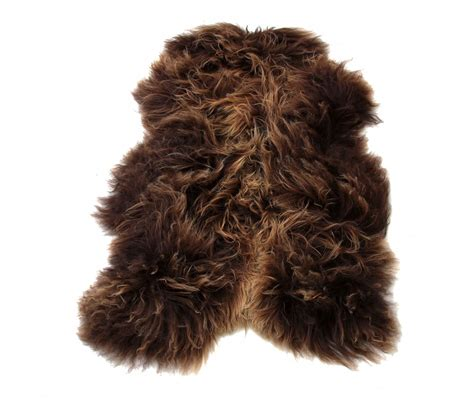 sheepskin rug brown and woolly motorcycle seat cover pads single pelt brown ultimate sheepskin