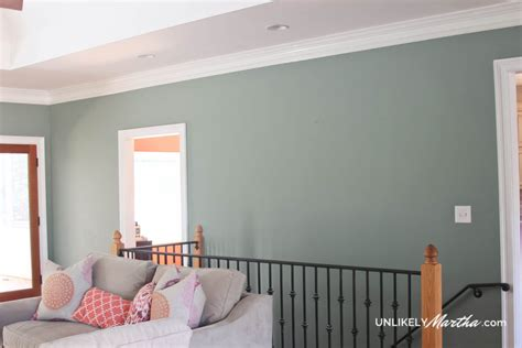 ace hardware 31 days of color living room makeover unlikely marthaunlikely martha