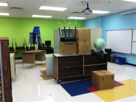 the teaching thief operation classroom paint