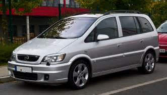 Opel A 2003 Opel Zafira A Pictures Information And Specs