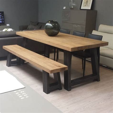 furniture brown wooden rectangle dining table with six dining chairs amazing light brown rectangle rustic wooden