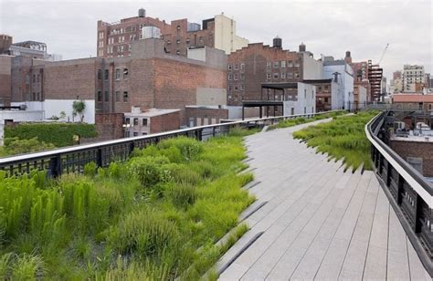 chelsea section of nyc the high line nyc parks