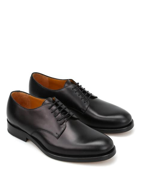 Valentino Glossy Glossy Leather Classic Shoes By Valentino Classic Shoes