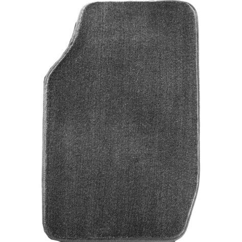 car floor mats walmart kraco 4pc carpet floor mat set black walmart