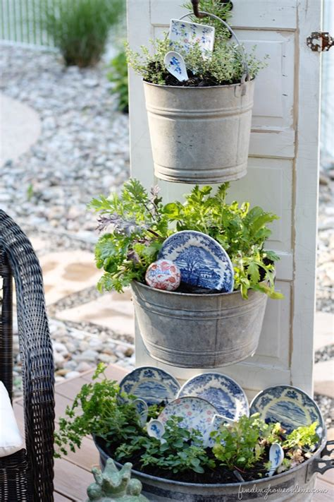 diy herb garden couches and cupcakes best diy herb garden ideas