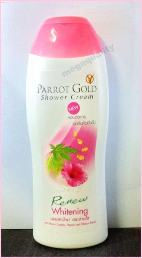 Whitening Gold Wash Rossa parrot gold shower soap whitening wash vitamin papaya 200 ml ebay