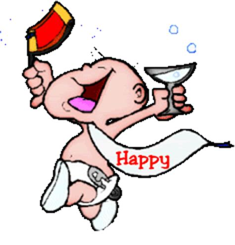animated happy  year clipart    clipartmag