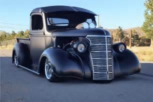 1938 Chevrolet Truck 1938 Chevrolet Custom 177226