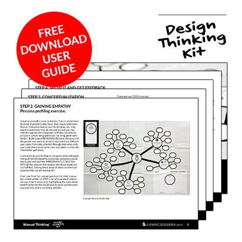 design thinking kit new nuevo design thinking kit enric segarra