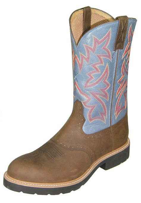 twisted x s boots pungo ridge twisted x s cowboy work pull on
