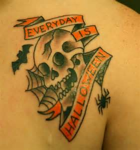 80 awesome and spooky halloween tattoos
