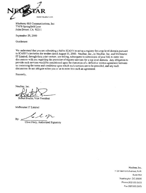 Letter Of Intent To Purchase Insurance Agency Letter Of Intent Exle